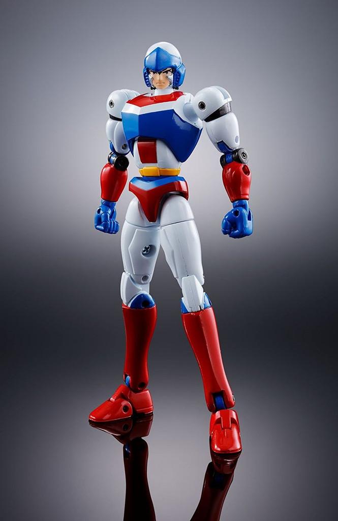 Bandai 158356 Soul of Chogokin GX-39R Machine Robo Baikanfu Renewal Diecast Figure