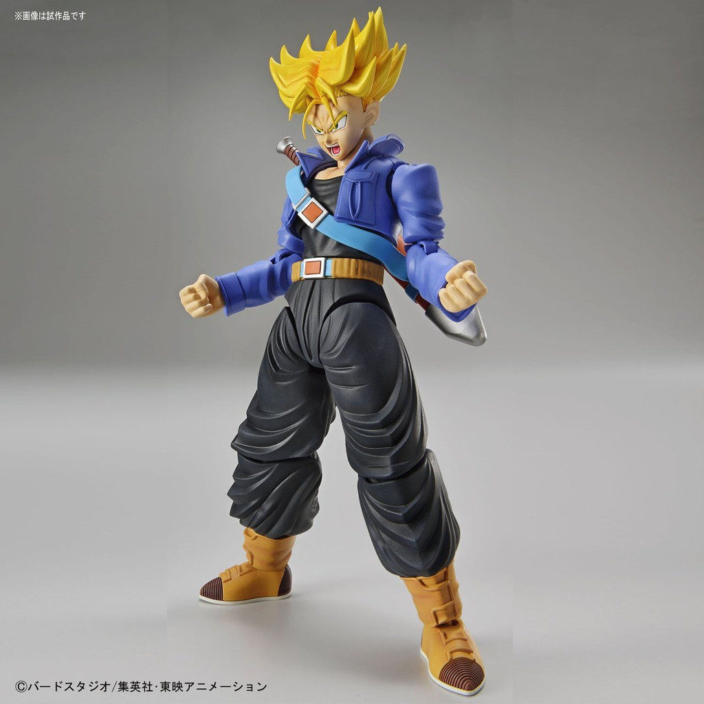 Bandai Figure-Rise Standard 176152 SUPER SAIYAN TRUNKS Plastic Model Kit