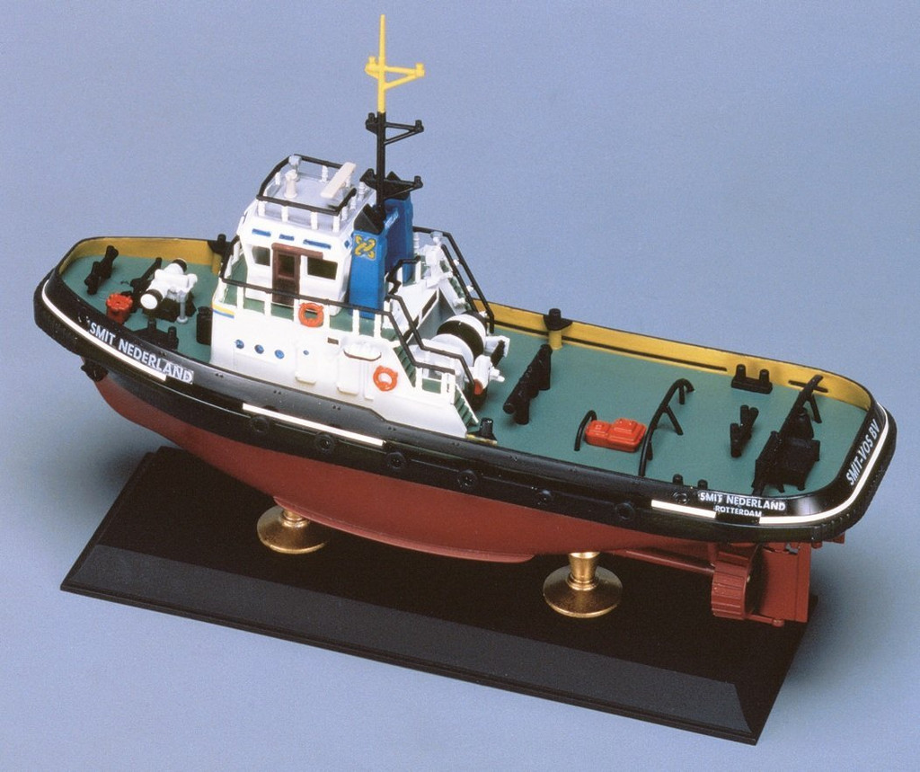 Aoshima 53430 World Ship 1 Tag Boat Smit Nederland 1/200 scale kit