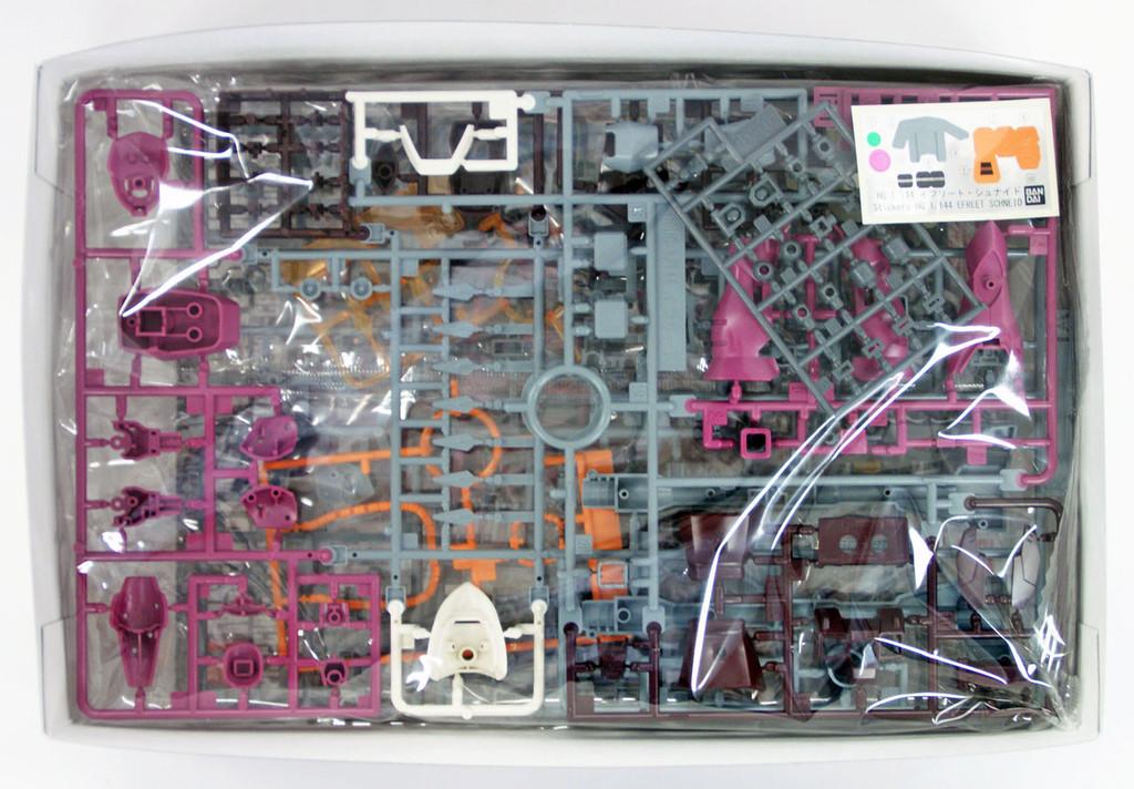 Bandai HGUC 206 Gundam MS-08TX/S EFREET SCHNEID 1/144 scale kit