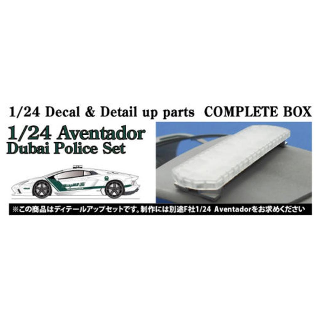 Studio27 ST27-FP24193 Aventador Dubai Police Patrol lamp for Fujimi 1//24
