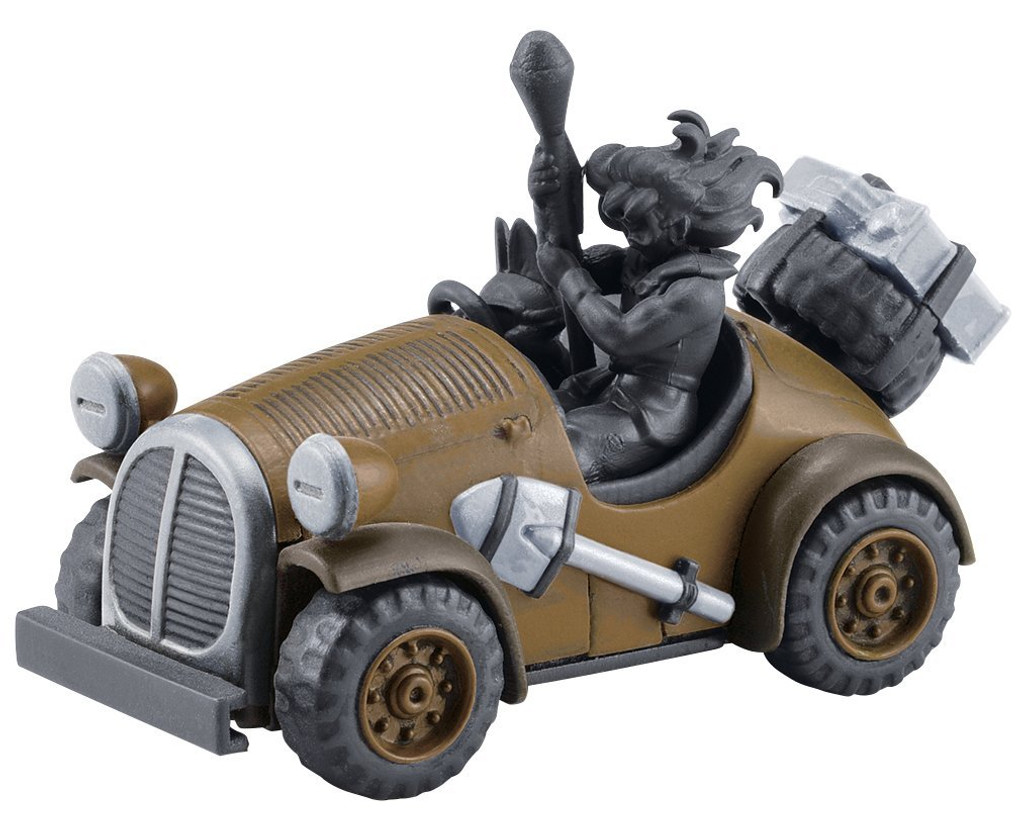 Bandai 176138 DRAGON BALL Yamcha's Mighty Mouse non scale kit  (Mecha Collection DRAGON BALL No.05)