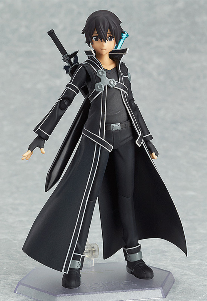 Max Factory Figma 354 Kirito O.S. Ver. Figure (Sword Art Online The Movie)