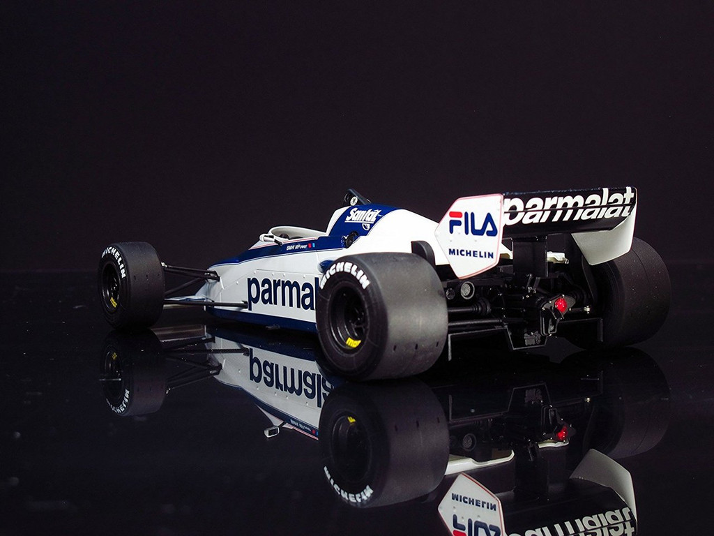 Aoshima 98233 Brabham BT52 1983 Monaco GP Ver. 1/20 scale kit