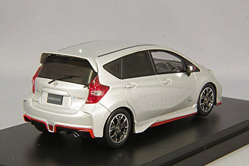 Ebbro 45440 NISSAN NOTE e-POWER NISMO Brilliant Silver 1/43 scale
