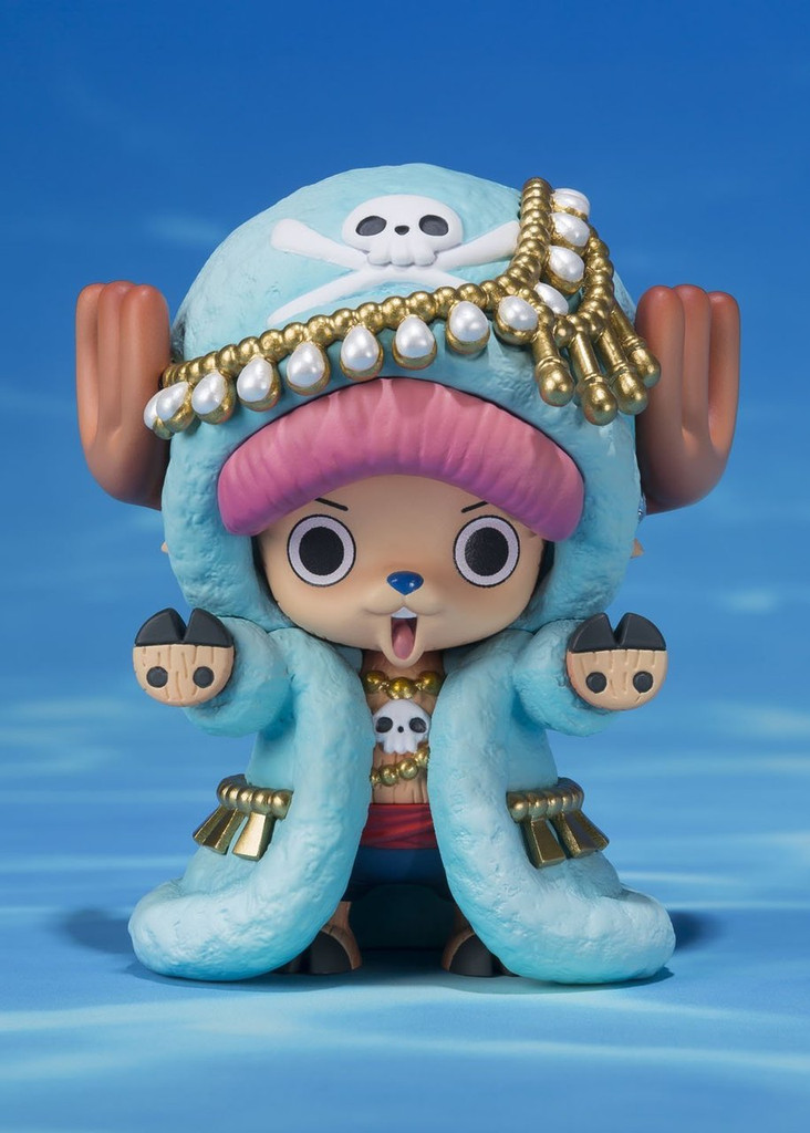 Bandai 177548 Figuarts ZERO Tony Tony Chopper One Piece 20th Anniversary Figure