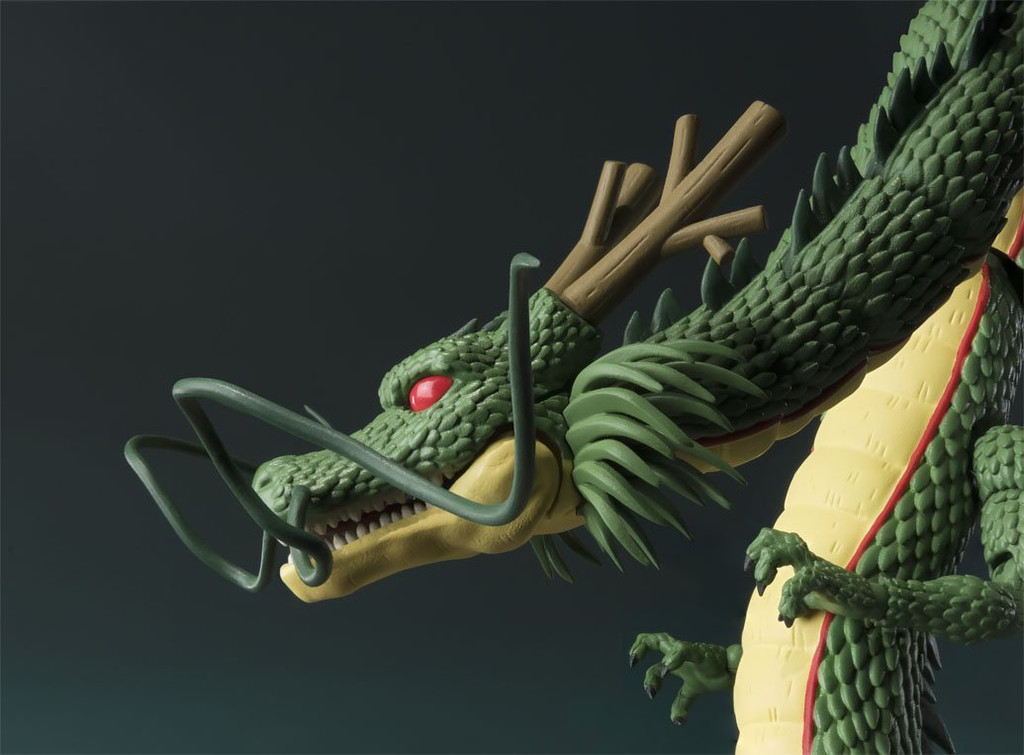 Bandai 175636 S.H. Figuarts Dragon Ball Shenron Figure