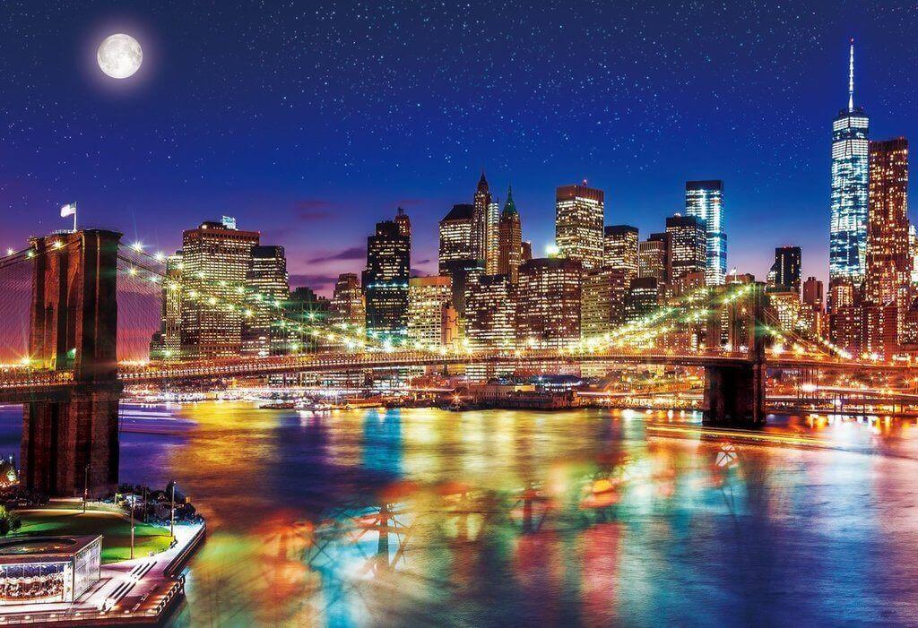 Epoch Jigsaw Puzzle Brooklyn Bridge New York Plazajapan