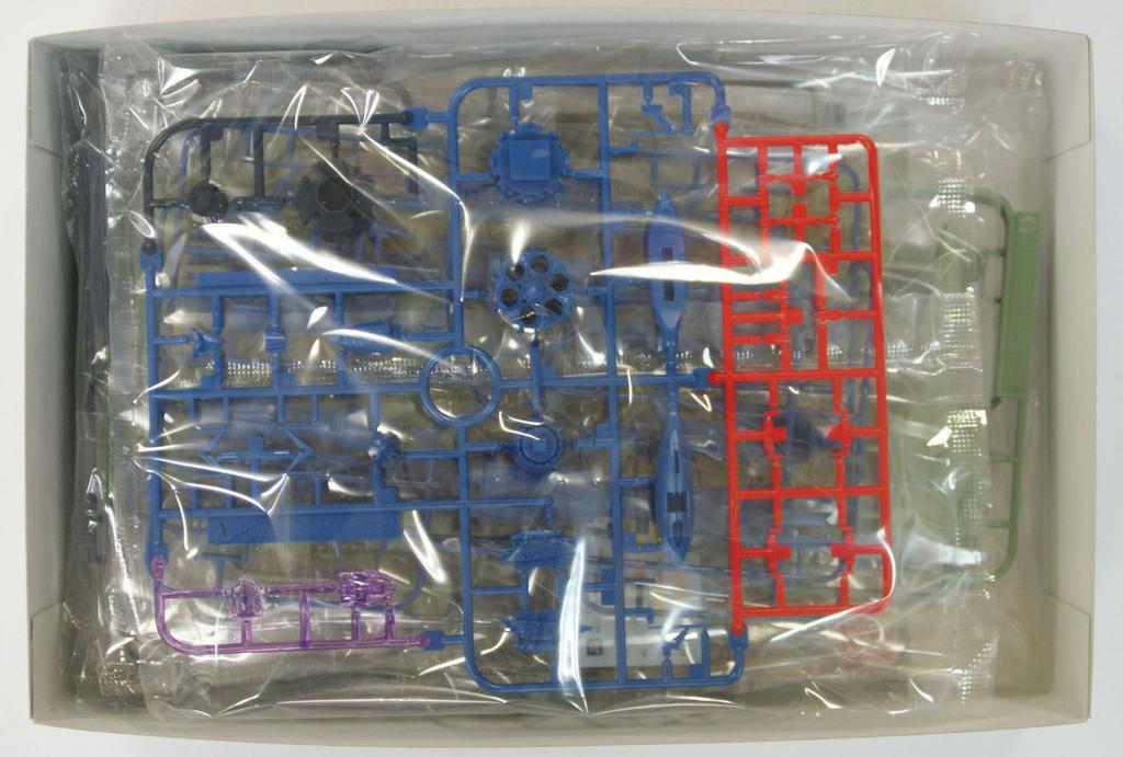 Bandai 851369 Yamato 2199 DEUSULA the 2nd CORE Ship 1/1000 Scale Kit