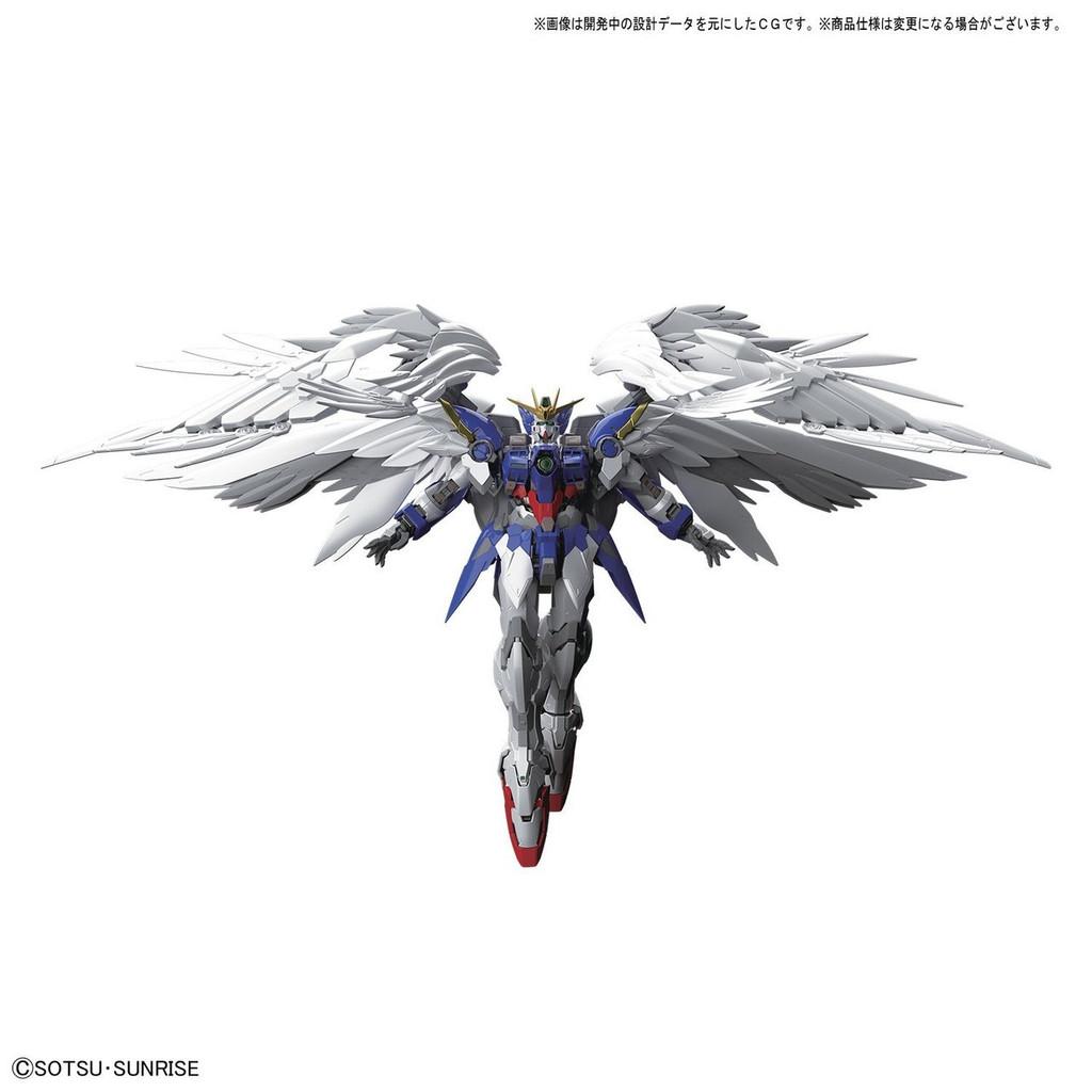 Bandai Hi-Resolution Model WING GUNDAM ZERO EW