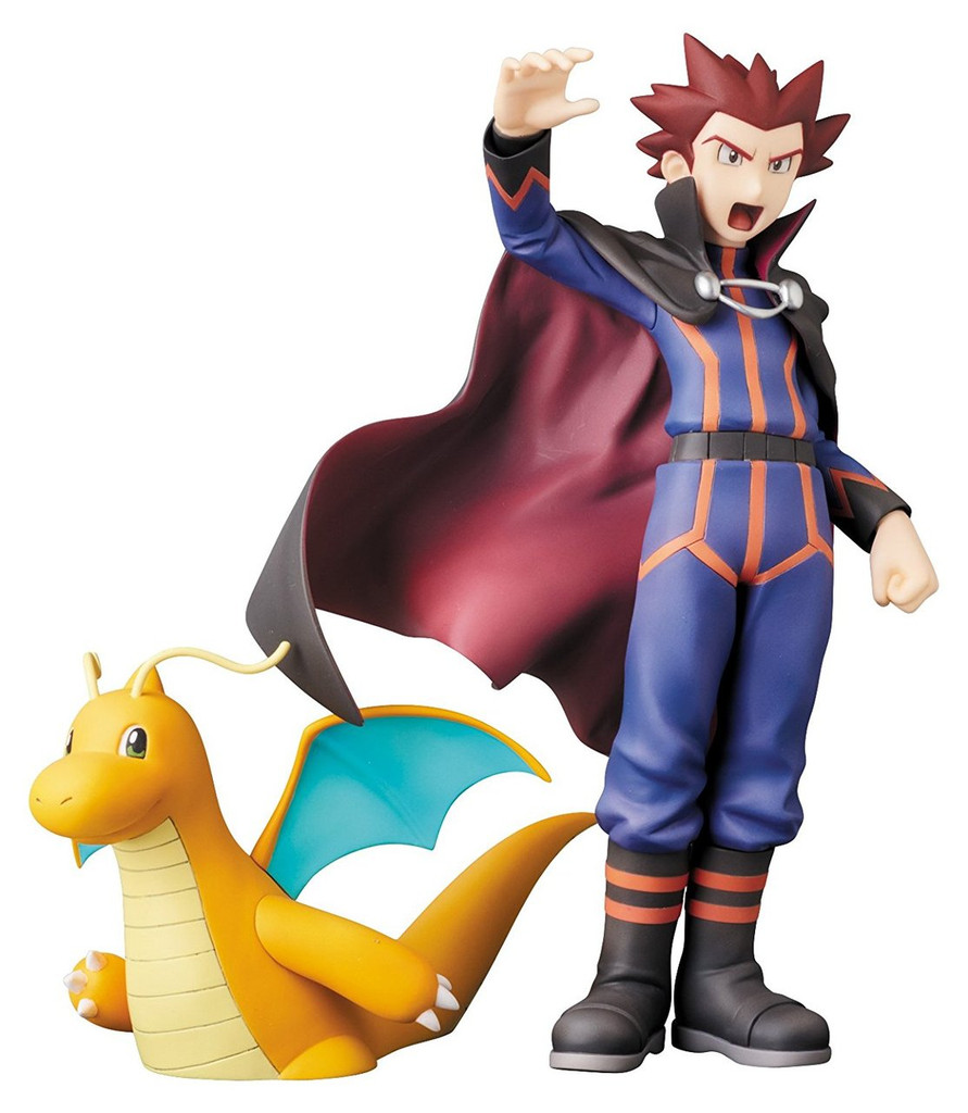 Medicom PPP Lance with Dragonite Action Figure