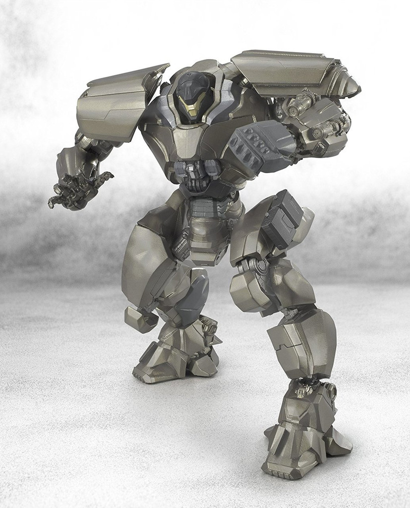 Bandai Robot Tamashii SIDE JAEGER Pacific Rim Uprising Bracer Phoenix Figure