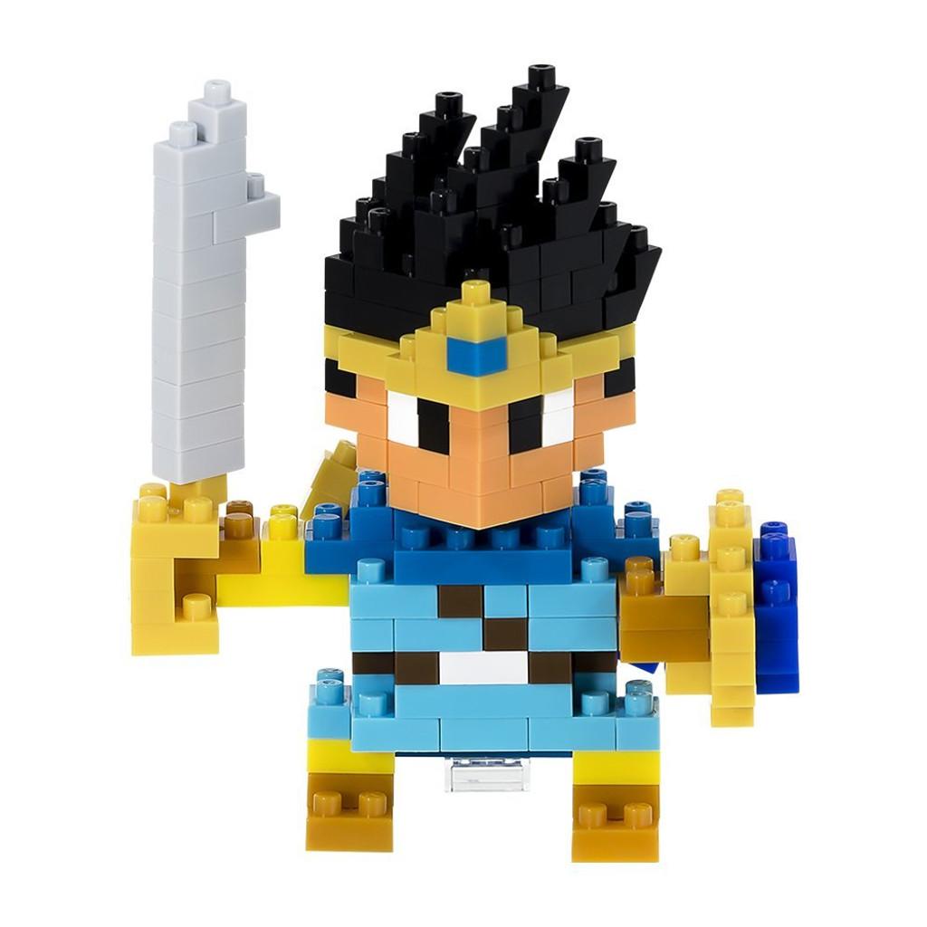 Kawada Dragon Quest nanoblock Dragon Quest 3 Hero 231190