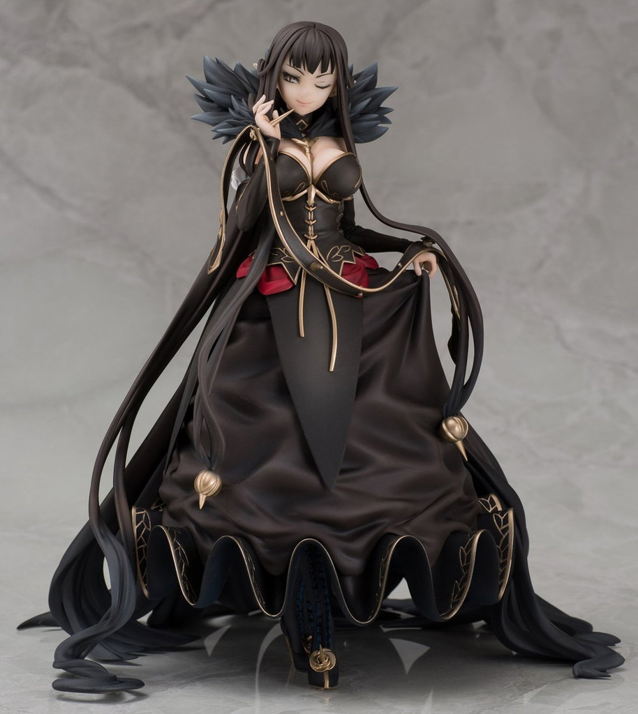 "Aoshima Funny Knights 98875 Fate / Apocrypha Assassin of ""Red"" Semiramis 1/8 scale figure"