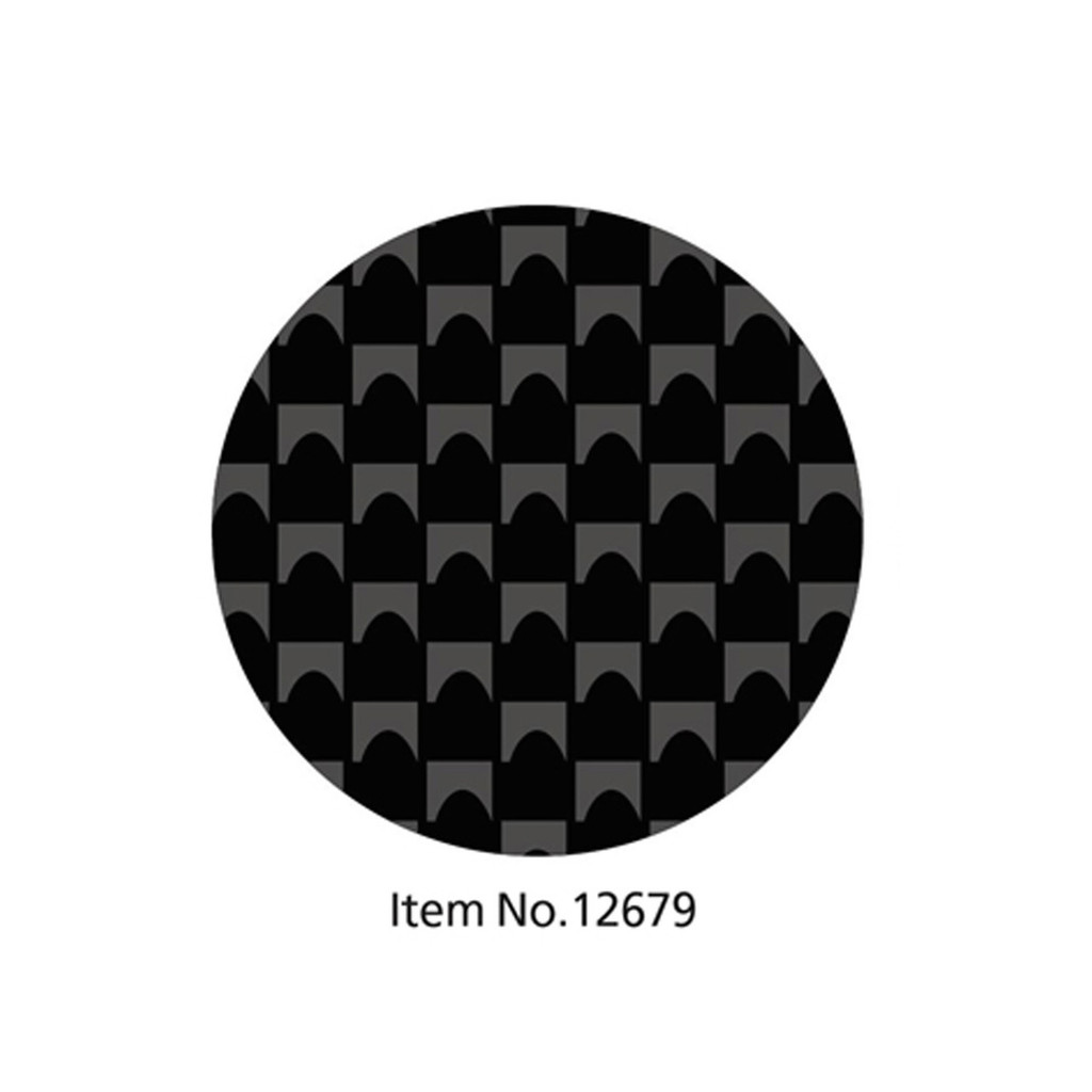 Tamiya 12679 Carbon Pattern Decal Set Plain Weave/Fine