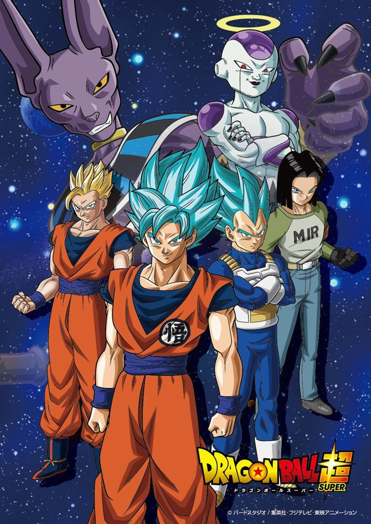 Beverly Jigsaw Puzzle 100-012 Dragon Ball Super Universe 7 (100 L-Pieces)