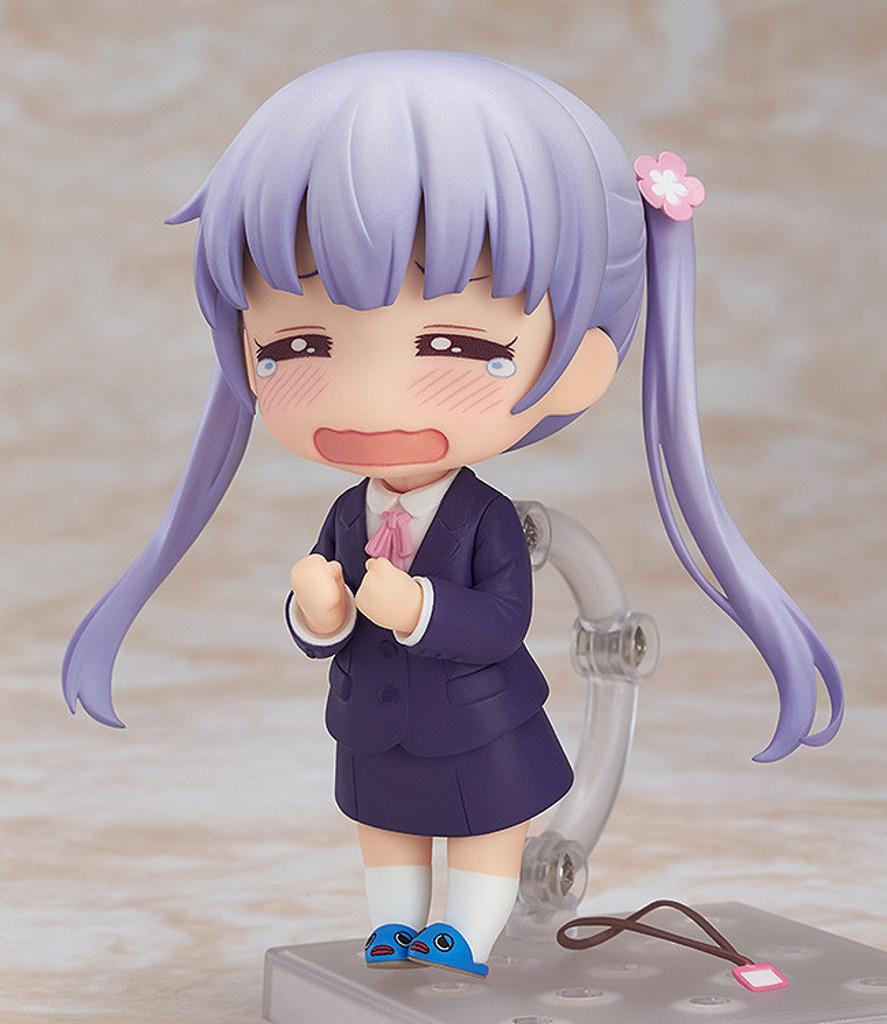 Good Smile Nendoroid 639 Aoba Suzukaze (NEW GAME!)