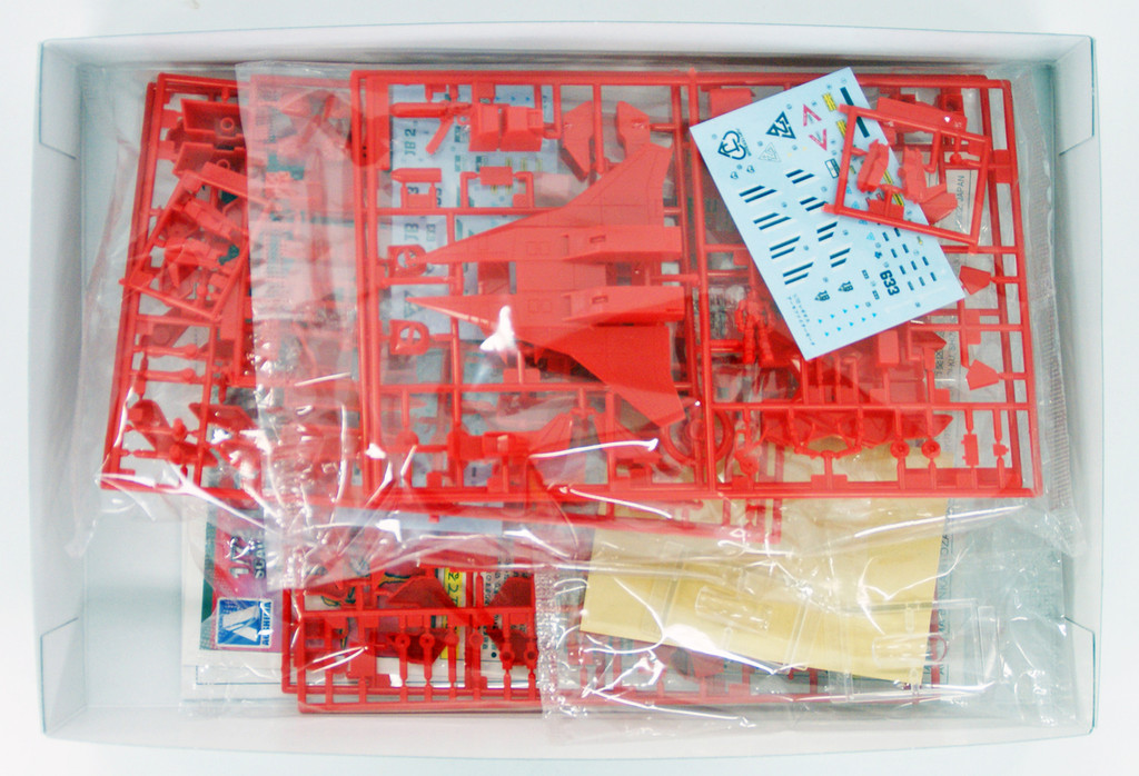 Aoshima 54437 Genesis Climber MOSPEADA Legioss Zeta Conversion Kit 1/72 scale kit