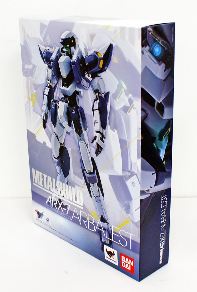 Bandai 177388 Metal Build Arbalest Ver.IV Figure (Full Metal Panic!)