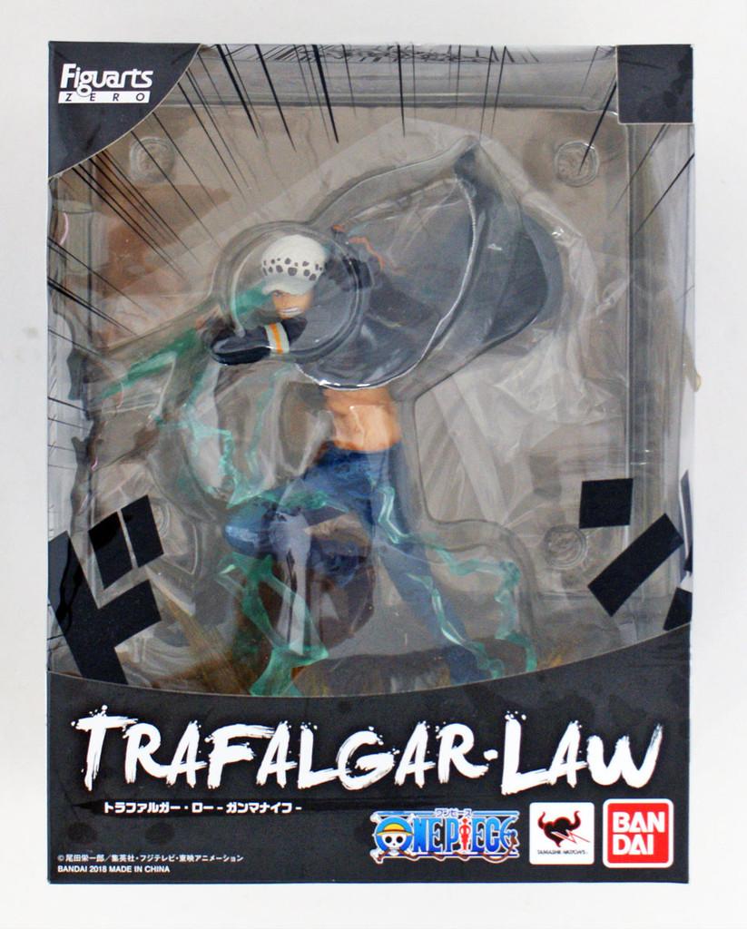 Bandai 197843 Figuarts ZERO Trafalgar Law Gamma Knife Figure