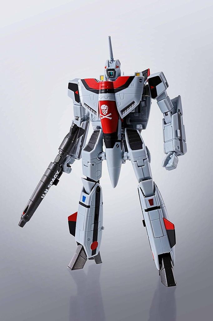Bandai 225669 HI-Metal R VF-1A Super Valkyrie Hikaru Ichijo Custom Figure (Macross)