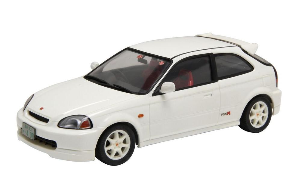 Fujimi ID-88 Honda Civic Type R Late Type (EK9) 1/24 scale kit