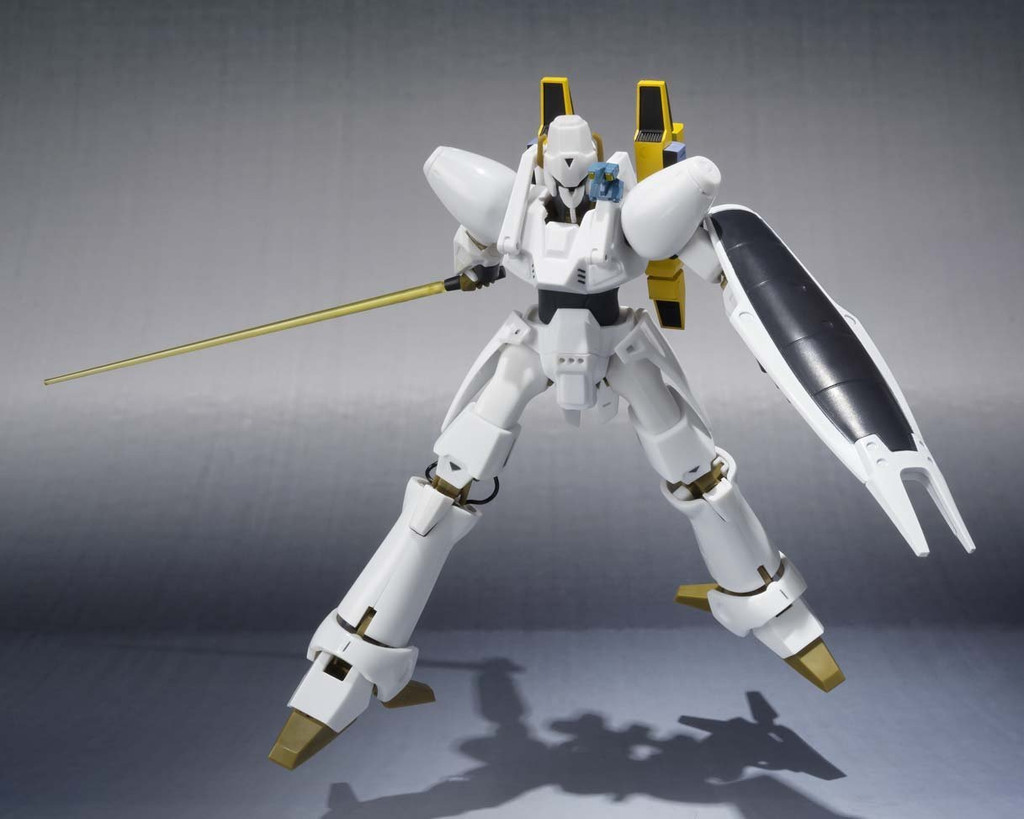 Bandai 012788 Robot Tamashii L-Gaim Spiral Booster Set Figure