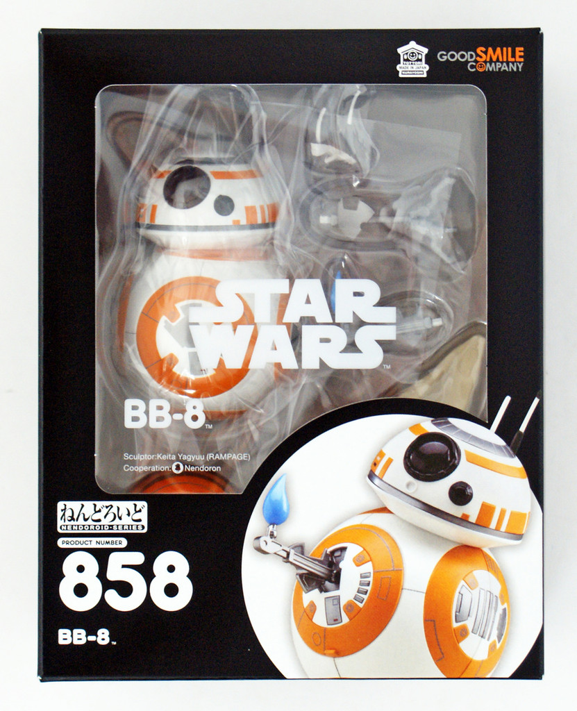Good Smile Nendoroid 858 BB-8 (Star Wars: The Last Jedi)