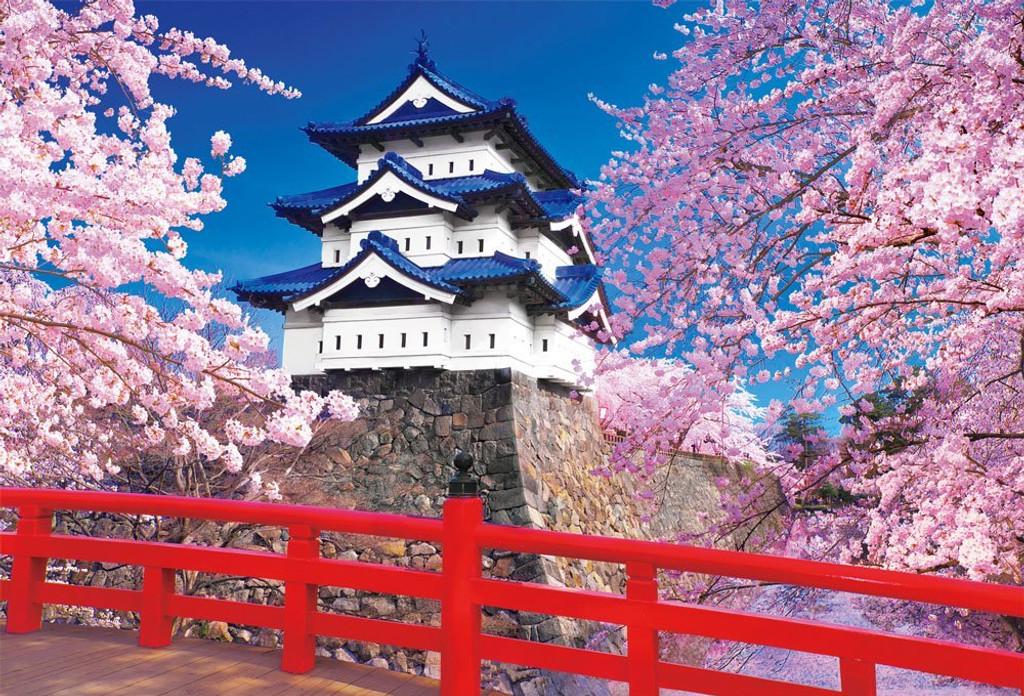 Beverly Jigsaw Puzzle 51-234 Hirosaki Castle Aomori Japan (1000 Pieces)