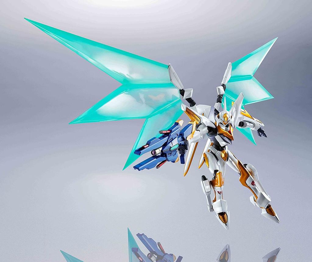 Bandai 225713 METAL ROBOT Tamashii Code Geass Lancelot Albion Figure