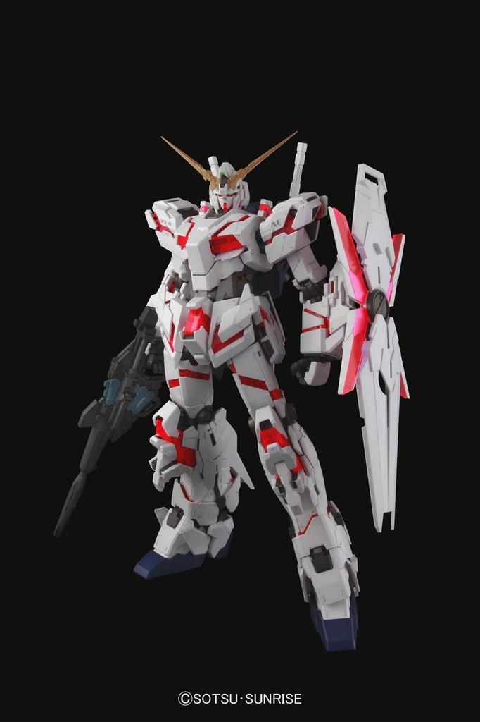 Bandai PG 943651 Gundam UC Unicorn Gundam 1/60 scale kit