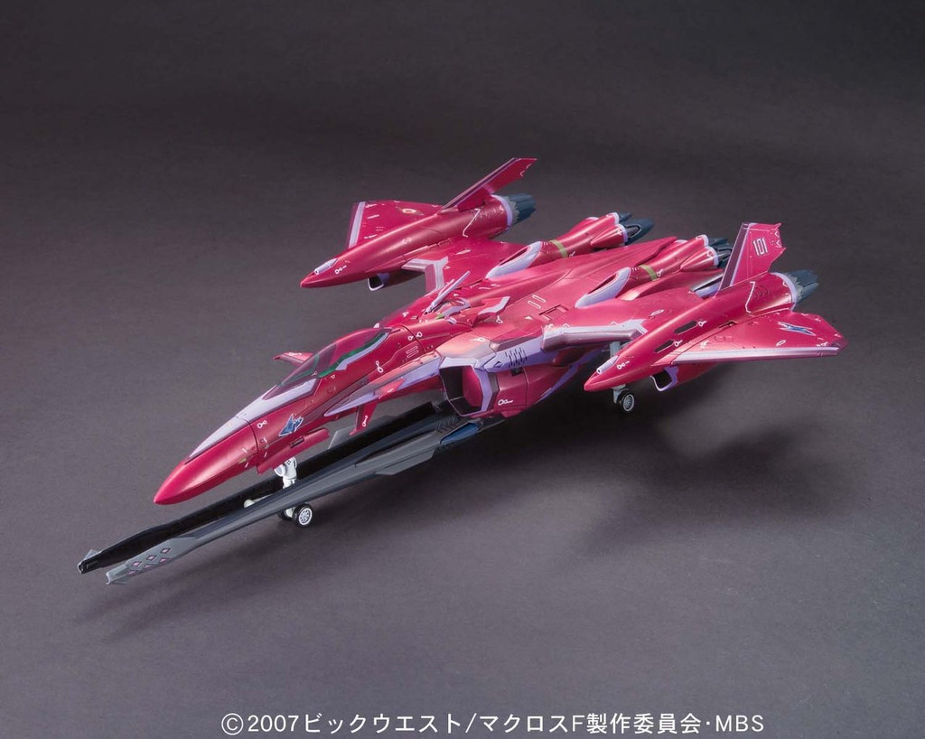 Bandai 609991 Macross VF-27 Gamma Lucifer Valkyrie Brera Sterne Type 1/72 Scale Kit