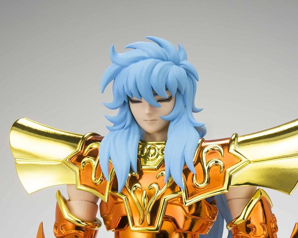 Bandai 238973 Saint Seiya Myth Cloth EX Sea Emperor Poseidon Figure