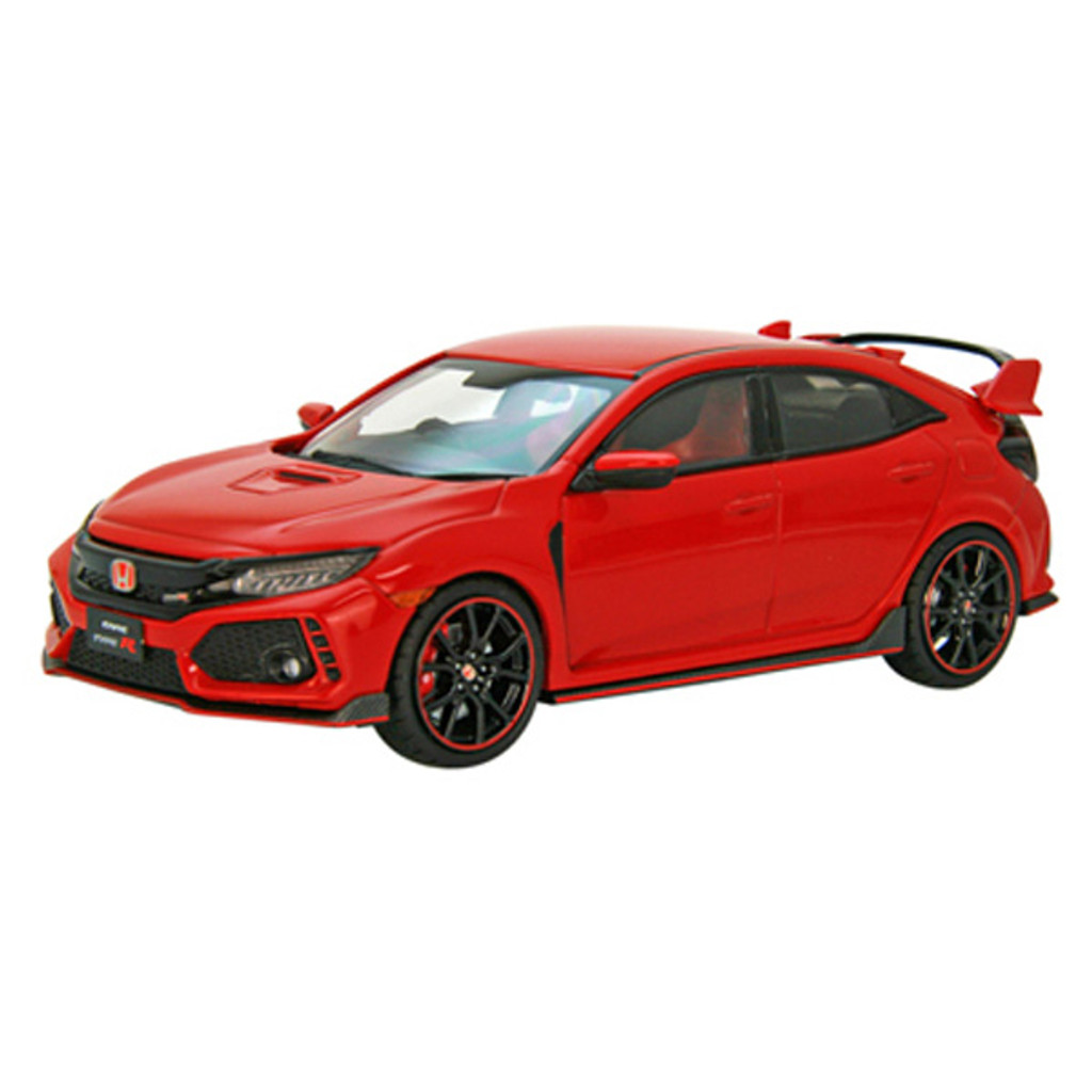 45574 >> Ebbro 45574 Honda Civic Type R 2017 Flame Red Plazajapan