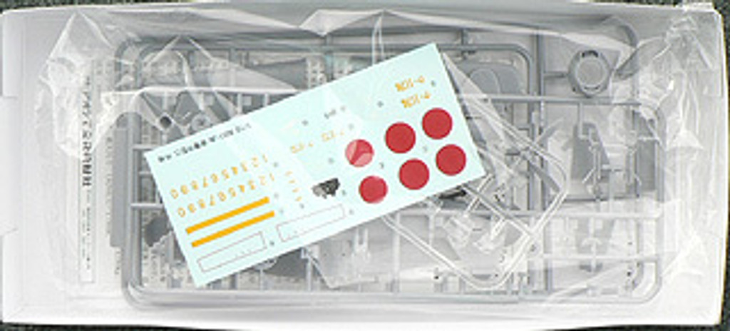 Aoshima 16275 Kawanishi N1K1-Jb SHIDEN TYPE 11 1/72 Scale Kit