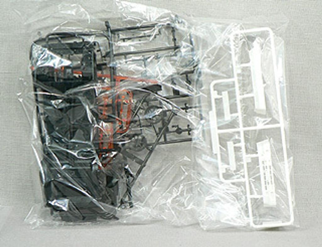 Aoshima 42298 Toyota Levin AE86 Tsuchiya TRD 1/24 Scale Kit