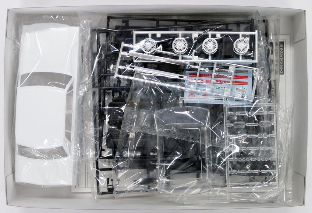 Aoshima 43820 Nissan Skyline 2000GT (GC10) 1/24 Scale Kit