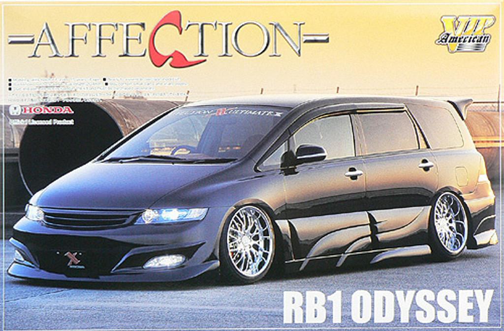 Aoshima 47651 Honda Odyssey (RB1) Affection 1/24 Scale Kit