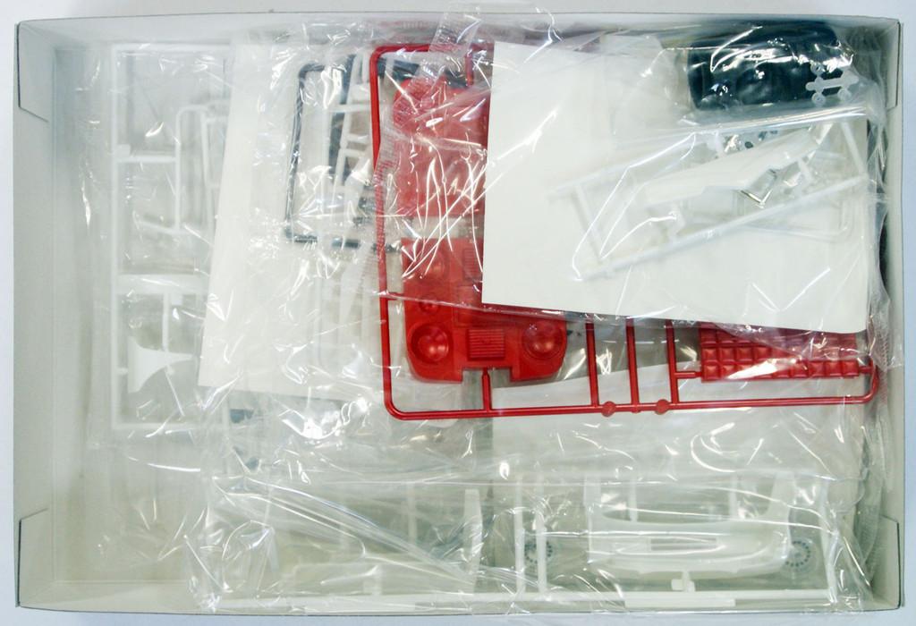 Aoshima 49471 Vanning Parts Set Vol.1 1/24 Scale Kit