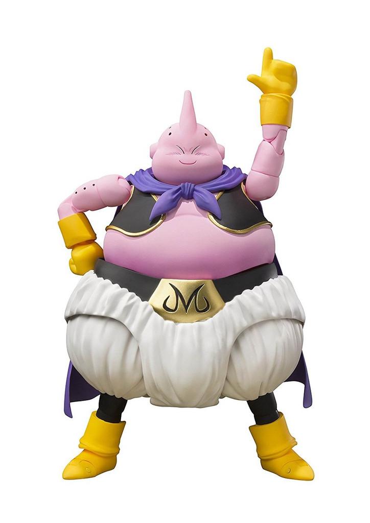 Bandai S.H. Figuarts Dragon Ball Z Majin Buu (Fat) Figure