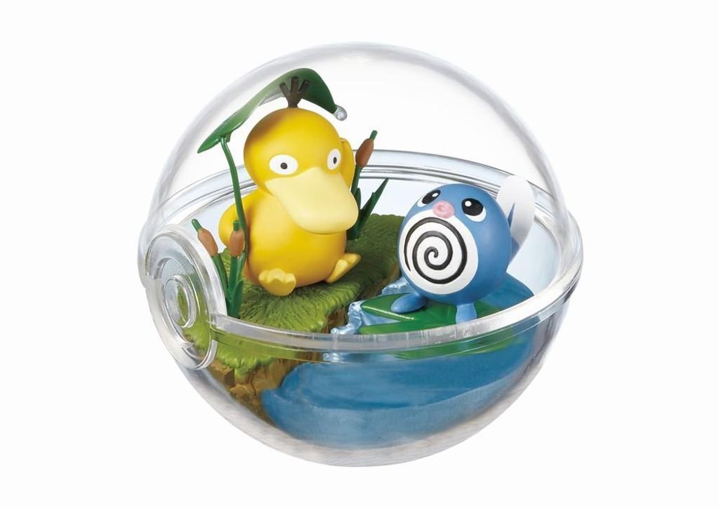 Re Ment Pokemon Terrarium Collection 2 Poke Ball Case Figure Togepi Pikachu Japanese Anime Animation Art Characters
