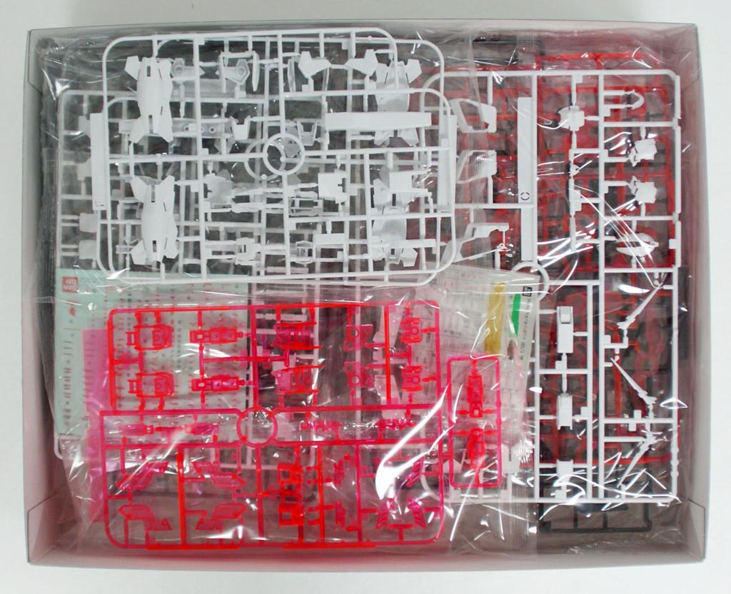 Bandai MG 522450 RX-0 Unicorn Gundam Ver.Ka 1/100 scale kit