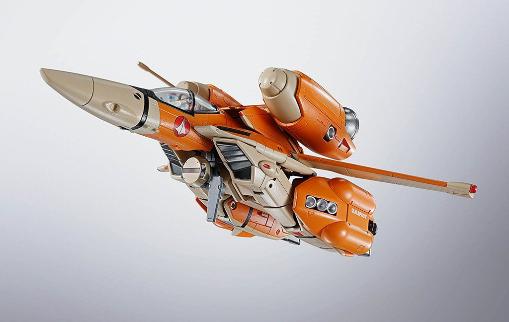 Bandai HI-Metal R VT-1 Super Ostrich Figure (Macross: Do you remember Love?)