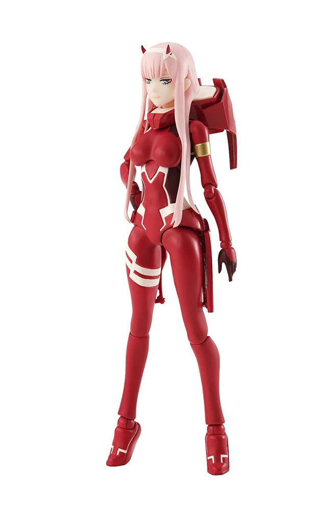 Bandai S.H. Figuarts Darling in the Franxx Zero Two Figure