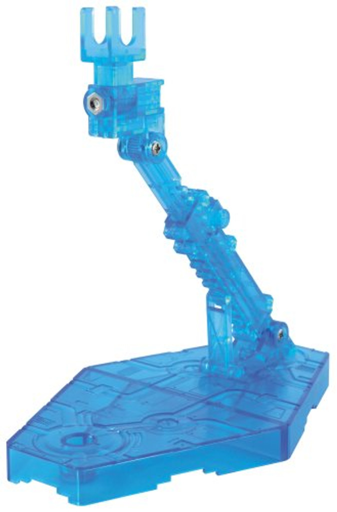 Bandai Action Base 2 Clear Blue