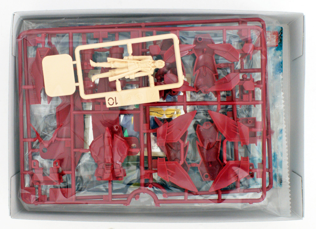 Bandai Gundam OZ-13MS Gundam Epyon 1/144 Scale Kit