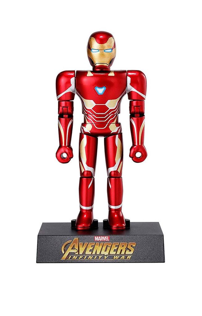 Bandai Spirits Chogokin HEROES Iron Man Mark 50 Figure (Avengers: Infinity War)