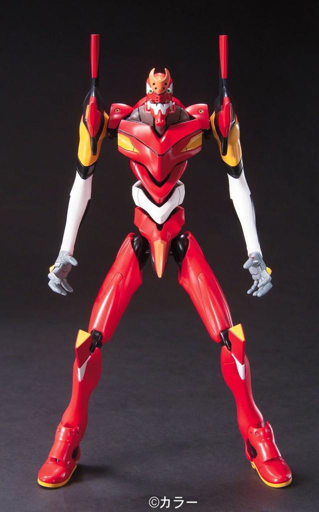 Bandai EVA-02 Rebuild of Evangelion New Movie Version HA Non-Scale Kit