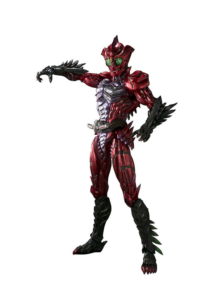 Bandai S.I.C. Kamen Rider Amazon Alpha Figure
