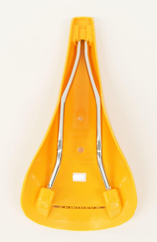 KASHIMAX AMX-C aero BMX Seat Saddle Yellow